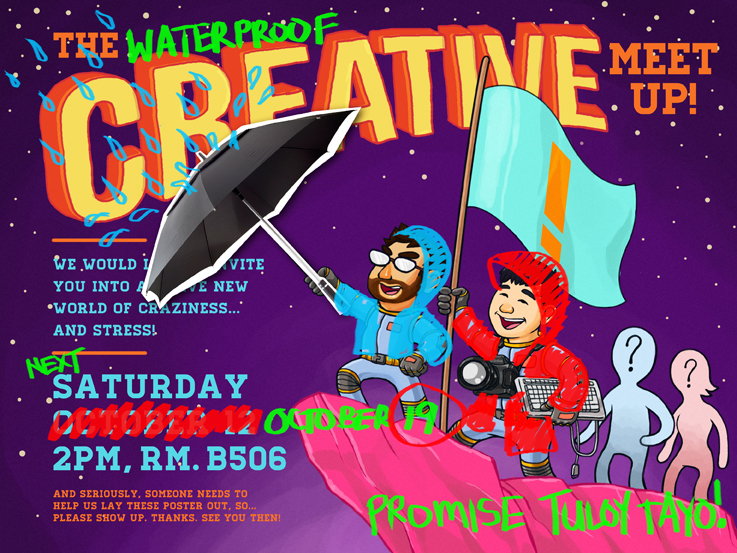 Creative Meet Up-Poster-Waterproof-web